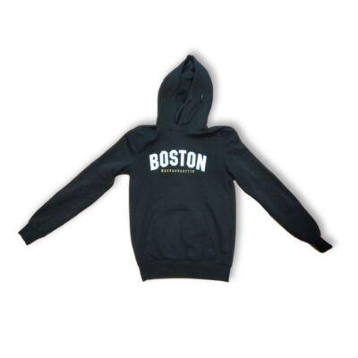 164-170-es fekete pulóver - H&M