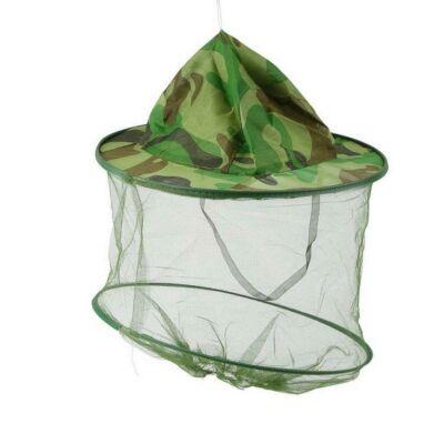 Moszkitóhálós kalap - ÚJ