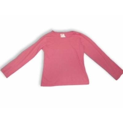 116-122-es pink pamutfelső - F&F