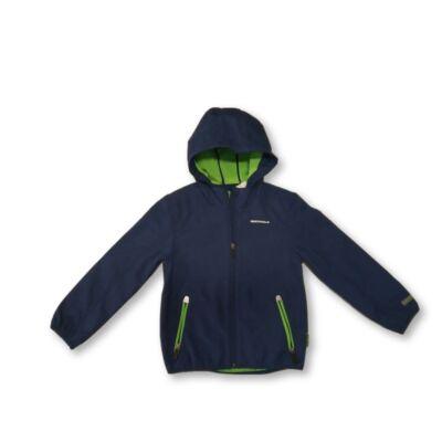 128-as kék softshell kabát - Northville