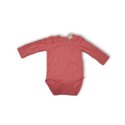 80-as rózsaszín hosszúujjú body - Pepco