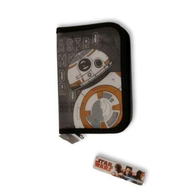 Szürke tolltartó - Star Wars - BB-8 - ÚJ