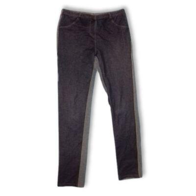 140-es kék-szürke leggings - Calzedonia