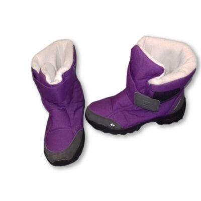 37-es lila hótaposó - Decathlon