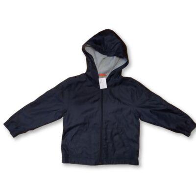 122-es pamuttal bélelt sötétkék átmeneti kabát - Lee