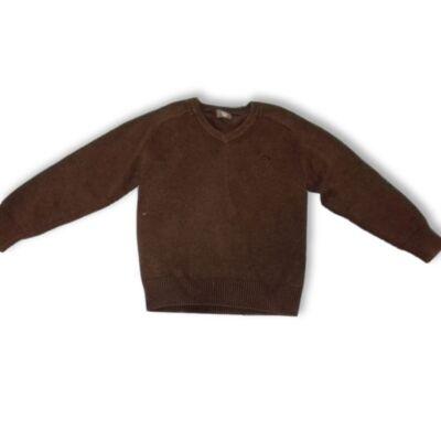 116-os barna kötött pulóver - H&M