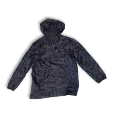 122-128-as sötétkék széldzseki, átmeneti kabát - F&F