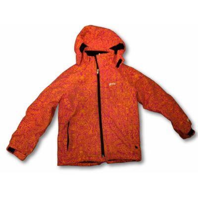 128-as narancssárga-pink síkabát, téli dzseki - Gimmik
