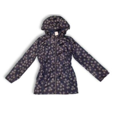 128-as kék mintás átmeneti kabát - F&F