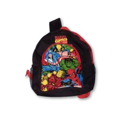 Fekete hátitáska - Hősök - Marvel