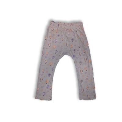 92-es világoszöld lány pizsamaalsó - H&M