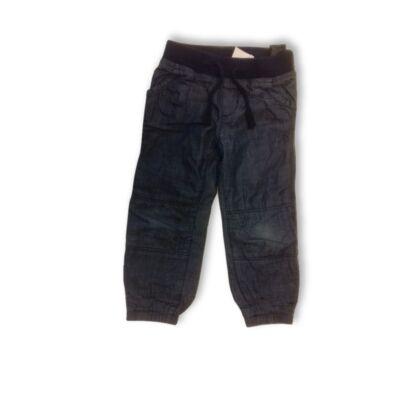 98-as kék bélelt nadrág - H&M