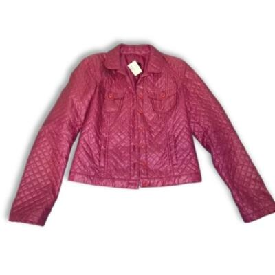 d3645ca212 Női S-es rózsaszín steppelt kabát - Taifun - felicity.hu használt ...