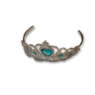 Kék köves korona, tiara