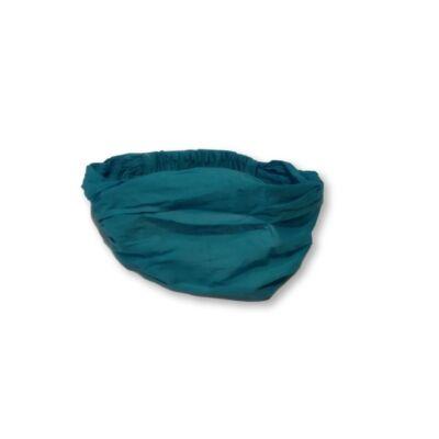 Kék textil  hajpánt