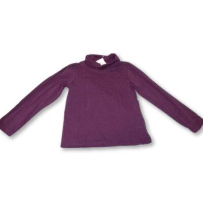 110-116-os lila garbónyakú pamutfelső - H&M