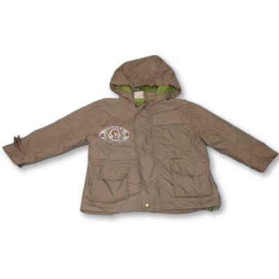 92-es drapp pamuttal bélelt átmeneti kabát - Brendon