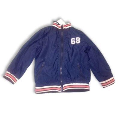 110-es kék átmeneti kabát - Pepco