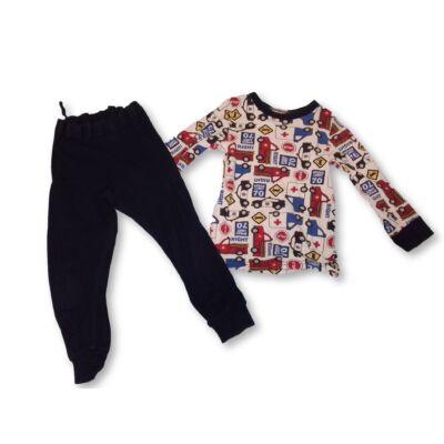 92-es járműves pizsama - H&M