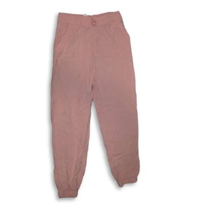 128-as rózsaszín lenge nadrág - H&M