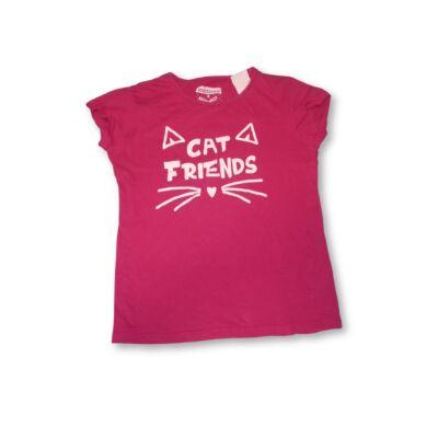 128-as pink cicabarát feliratú póló - In Extenso