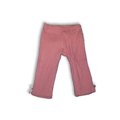 68-as barackszínű fodros leggings