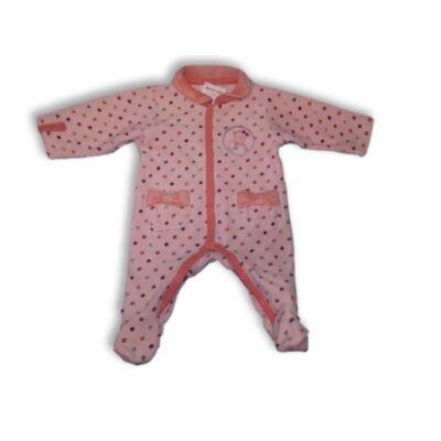 50-as rózsaszín plüss rugi - Noukies