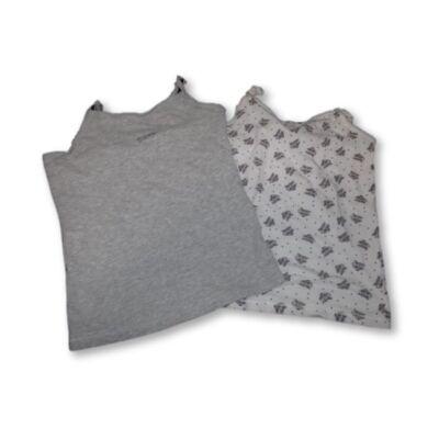 98-104-es lány trikók, 2 db egyben