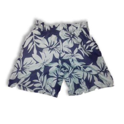 128-s kék leveles short, fürdőshort - Pepco
