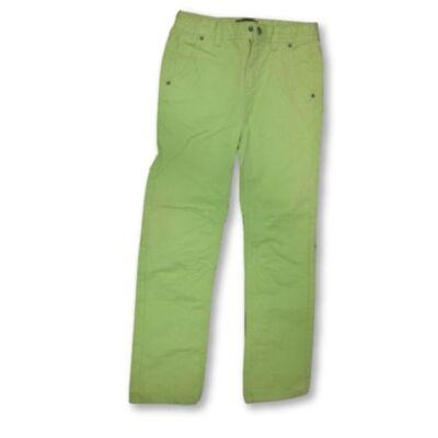 128-as zöld unisex farmernadrág - Vögele