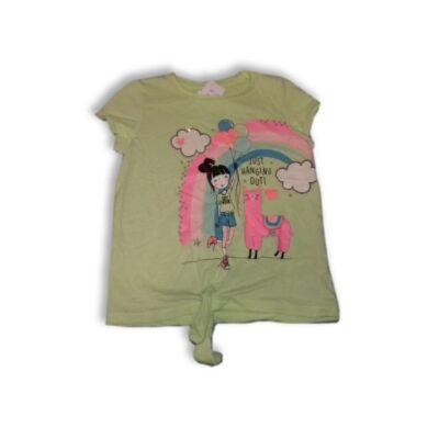 122-es zöld lányos póló - Pepco