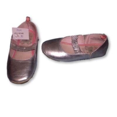 28-as ezüst puha balerinacipő - H&M