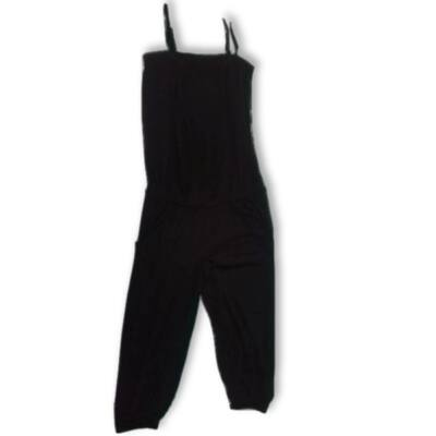 146-152-es fekete pamut playsuit - Page One