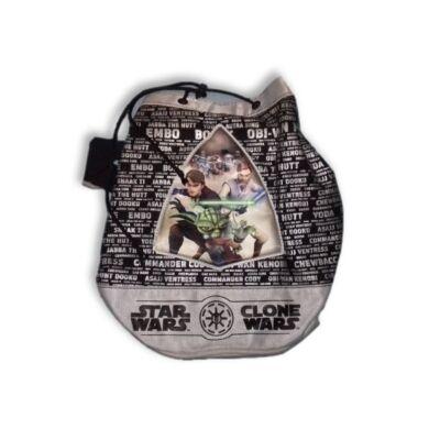 Fekete-szürke feliratos táska - Star Wars