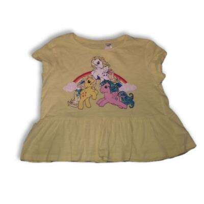128-134-es sárga póló - My Little Pony - Hasbro