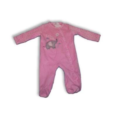 68-as rózsaszín elefántos plüss rugi - Pepco
