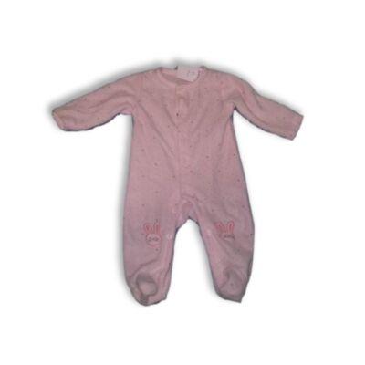 62-es rózsaszín nyuszis plüss rugi - In Extenso