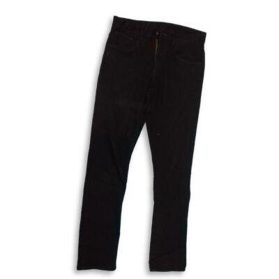 170-es fiú fekete farmernadrág - H&M