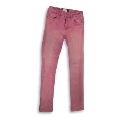 140-es rózsaszín farmernadrág - Mango