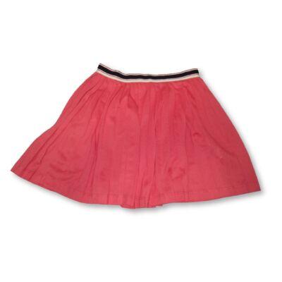 158-as piros rakott szoknya - Zara