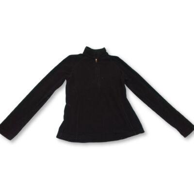 158-as fekete polár pulóver lánynak - Free Performance
