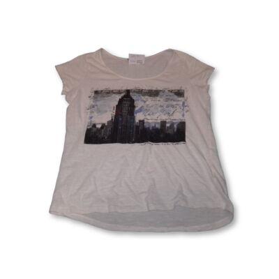 Női M-es fehér városos póló - Orsay