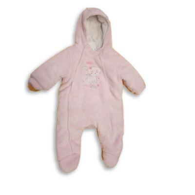 68-as rózsaszín szőrmés pamuttal bélelt levegőztető overall - Brendon