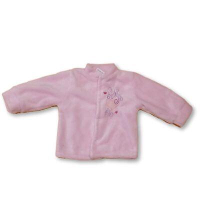 74-es rózsaszín szőrmés kocsikabát