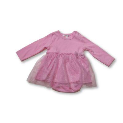 68-as rózsaszín tüllös szoknyás body - Pepco
