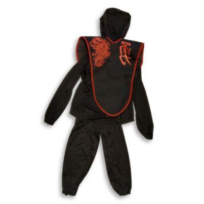 8-10 évesre ninja, nindzsa jelmez - ÚJ