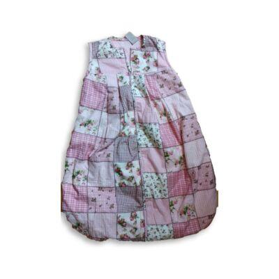 85 cm hosszú rózsaszín bélelt hálózsák - ÚJ