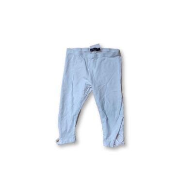 116-os fehér tédig érő leggings - In Extenso