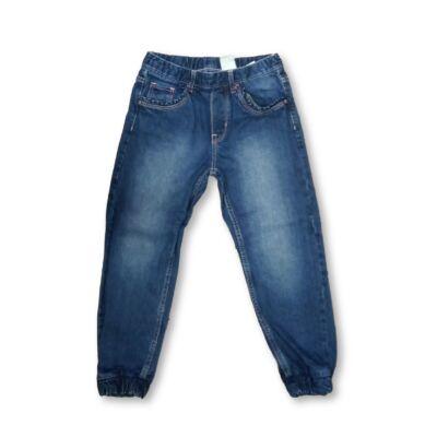 122-es kék lány farmernadrág - H&M