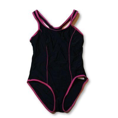 152-es fekete-pink fürdőruha - Miss e-vie